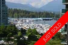 Coal Harbour Condo for sale:  2 bedroom 1,189 sq.ft. (Listed 2016-07-12)