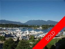 Coal Harbour Condo for sale:  2 bedroom 942 sq.ft. (Listed 2015-02-18)
