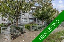 Kitsilano Townhouse for sale:  2 bedroom 788 sq.ft. (Listed 2020-10-13)
